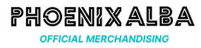 Phoenix Alba Official Merchandising
